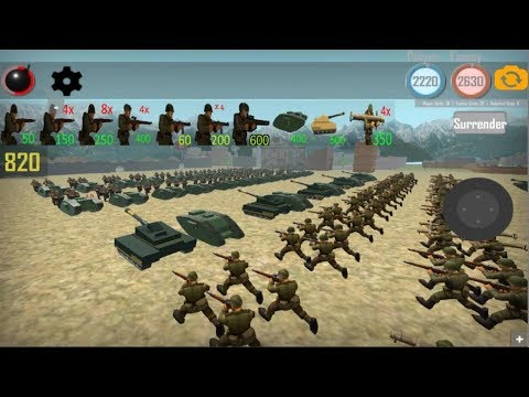 WORLD WAR II: WESTERN FRONT BATTLES Android Gameplay