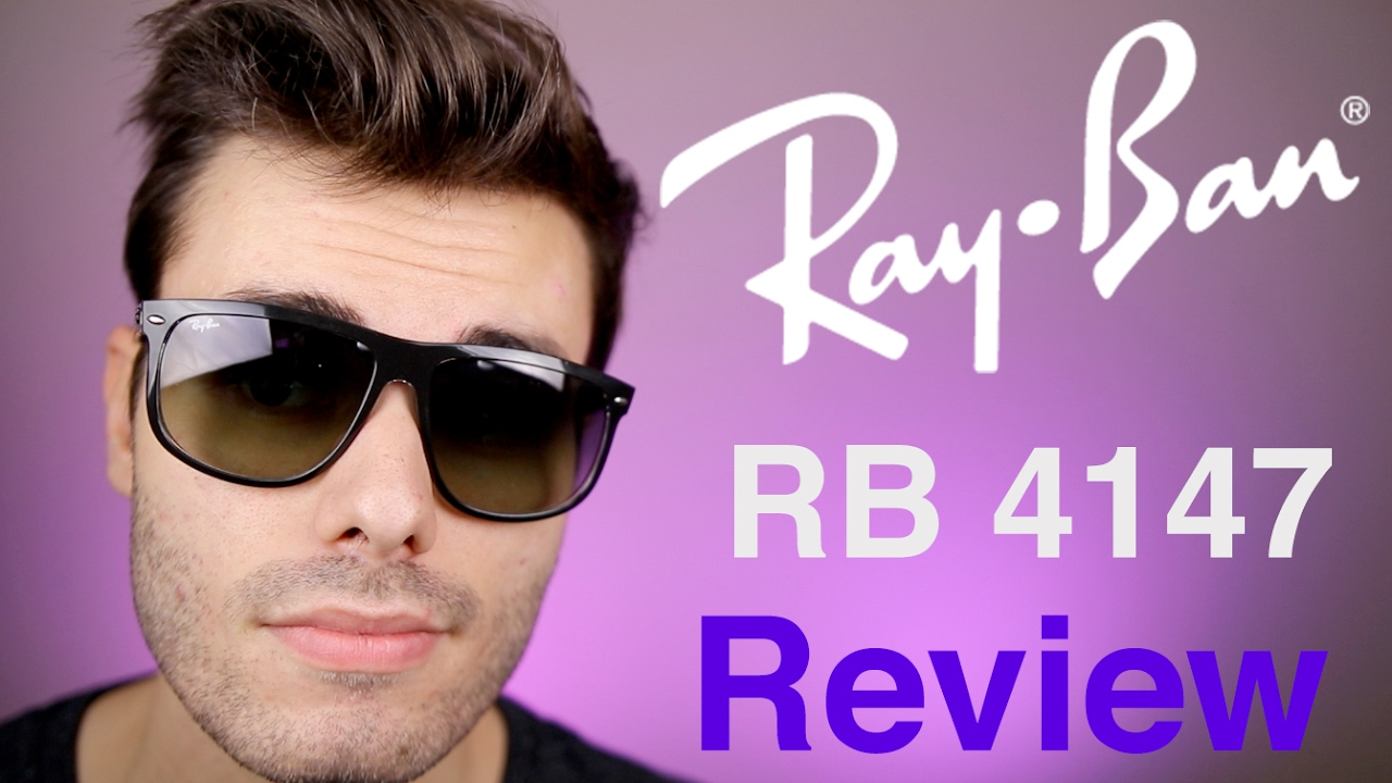 Ray-Ban RB4147 Review - YouTube 83332754cb70