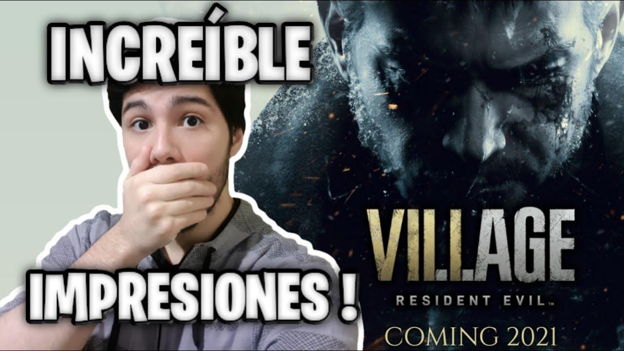 Resident Evil 8 Village Mataran A Chris Redfield Su Ultima Aventura Impresiones Y Opinion Youtube
