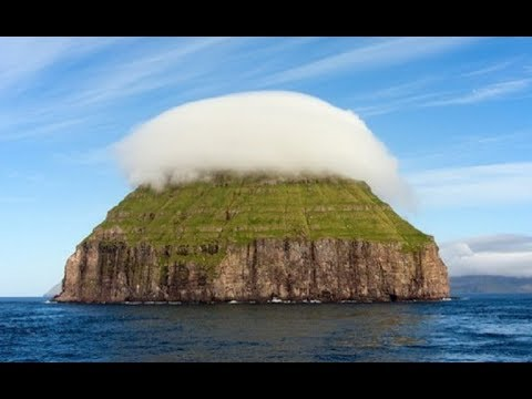 Undiscovered islands in Atlantic Ocean - Wildlife Secret Animals (2018 Documentary)