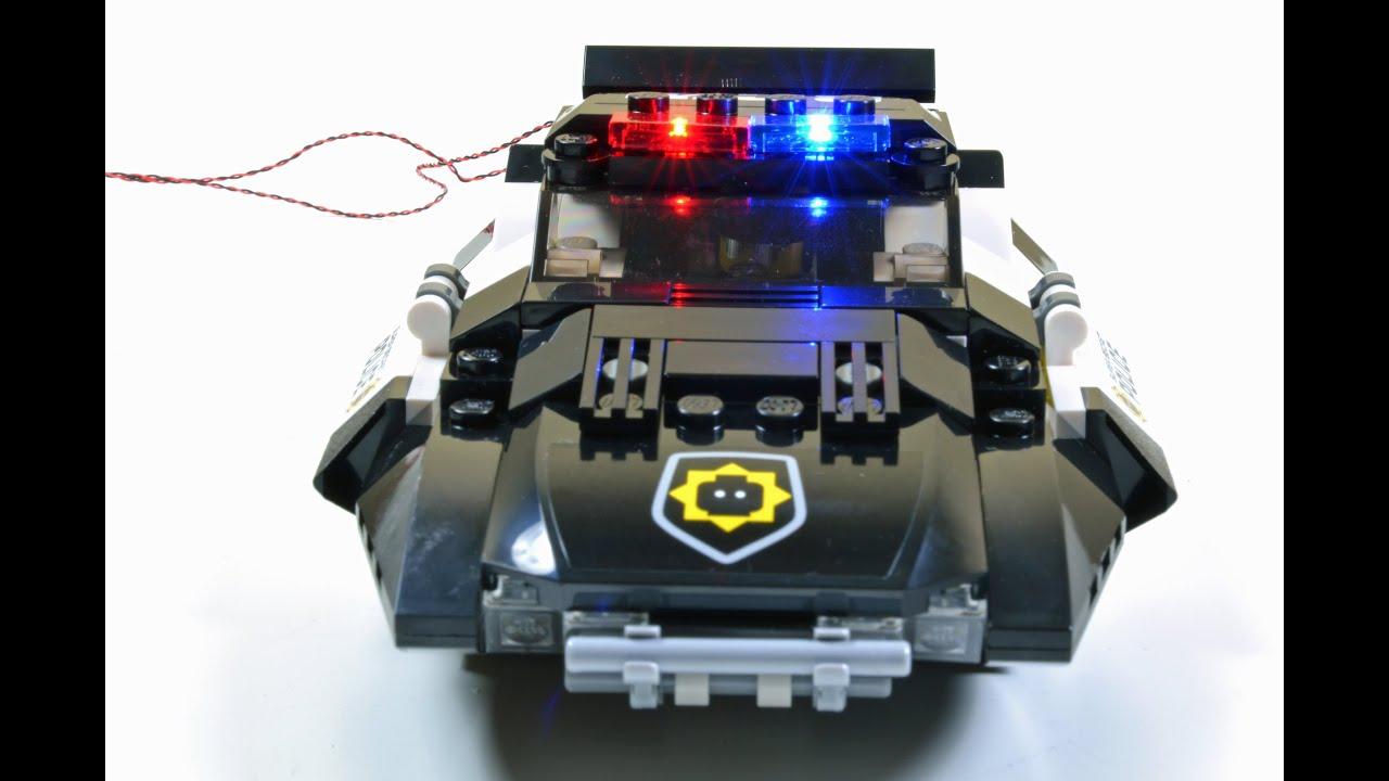Brickstuff Pico LEDs: Vehicle Lights