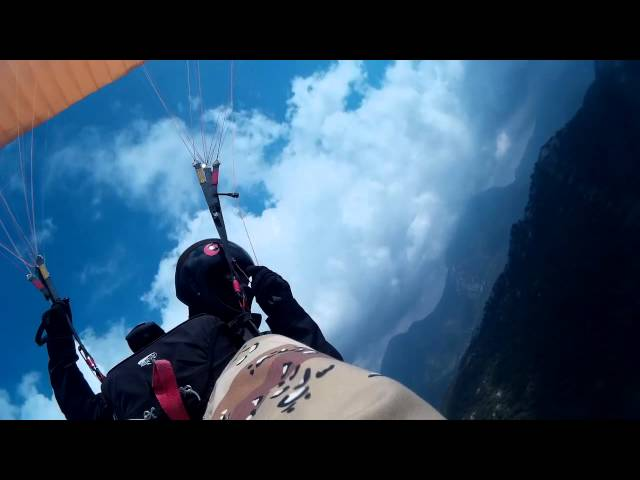 Paragliding Algodonales, Spain - March 2015