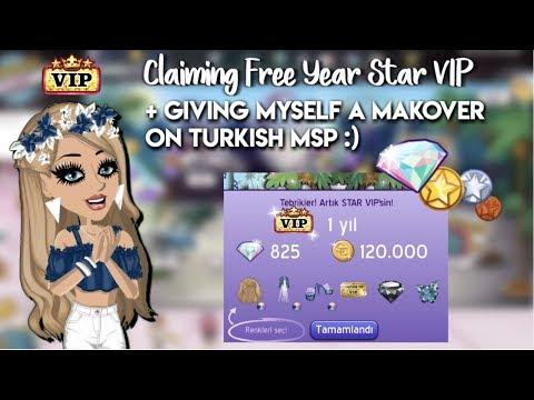 I Got FREE Year VIP on the Turkish Server!! // Tiffany Msp????