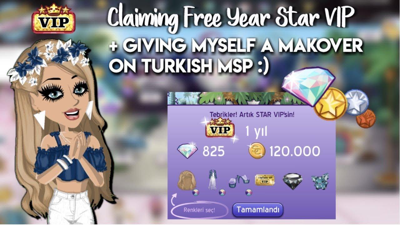 ????I Got FREE Year VIP on the Turkish Server!! // Tiffany Msp????