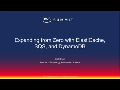 How Relationship Science Expands From Zero Using Elasticache, SQS, and DynamoDB