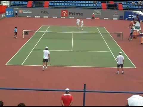 Franco Ferreiro/Ricardo Mello vs Frank Moser/David...