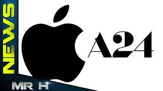 Apple Partnered With A24 To Produce Original Films Video