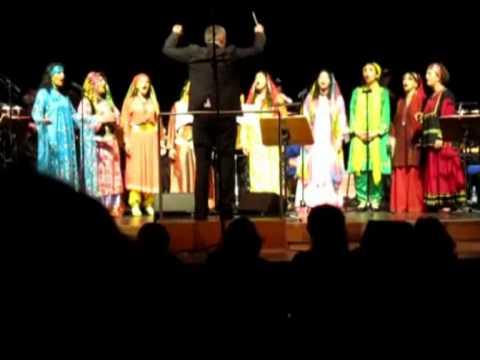 Maryam Akhondy & Banu:  Ey Iran - Ruhollah Khaleghi's famous anthem ای ایران