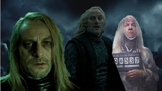 What Was Really Happening With Lucius Malfoy?