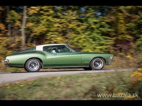 "Buick Riviera 455 Boattail (1972) ""Green Shark"" - YouTube"