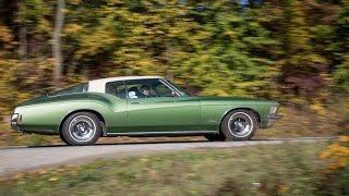 """Buick Riviera 455 Boattail (1972) """"Green Shark"""""""