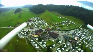 Reintalersee Kramsach Tirol Camping Seehof DJI Phantom