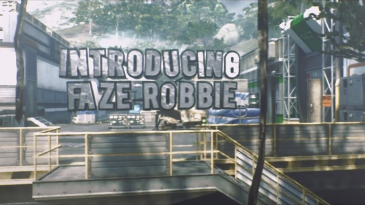 Faze Jev Real Name Introducing Faze Robbie Video Www Com