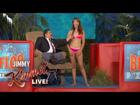 12th Annual Jimmy Kimmel Live Belly Flop Competition