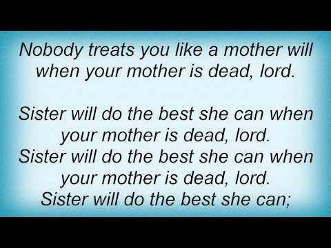Eric Clapton - Motherless Children Lyrics