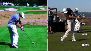 Swing Analysis - Dustin Johnson