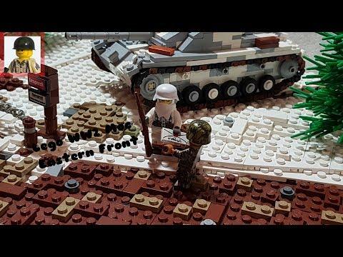 Lego WW2 Moc Eastern Front January 1944