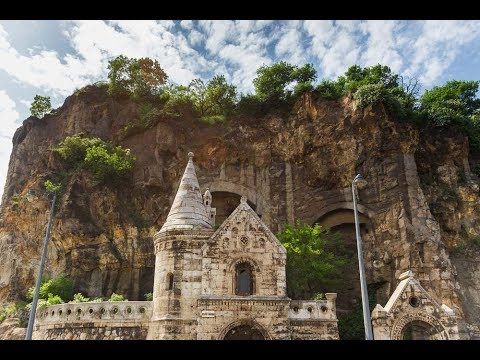 Cave Church Tour 4K - Budapest Hungary