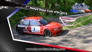 Vid�o Rallye Dijon C�te d'Or 2015 [HD]
