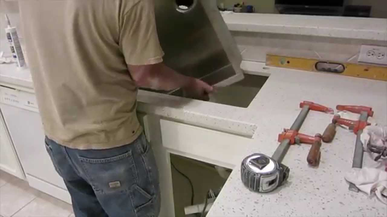 How To Install White Quartz Countertops Msi Iced Kitchen Remodel You