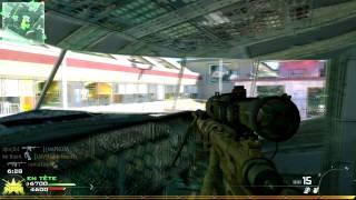 SQUEEZIE A BOUT ! Vidéo commentée sur Modern Warfare 2 !
