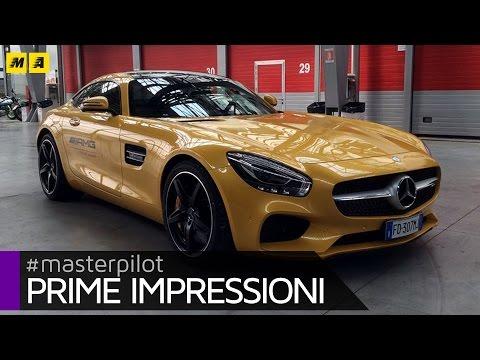 Mercedes-AMG GT | Prime impressioni