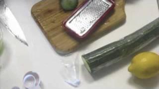 DIY Cucumber-Lemon Exfoliating Toner. Thumbnail