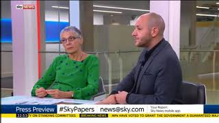 Brexit, Henry VIII and the pay cap: Ian Dunt vs Melanie Phillips