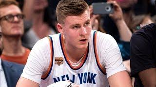 Phil Jackson Trading Kristaps Porzingis? Knicks Rebuilding?