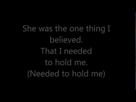 The Waiting One- All That Remains Lyrics