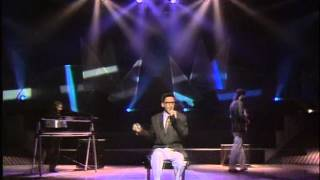 """Battiato en TVE (1987) - """"Yo quiero verte danzar"""""""