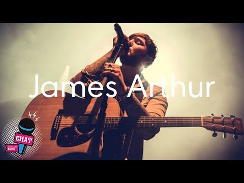 Ticketmaster Chat: James Arthur