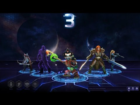 Li Li - Heroes of the Storm - No Commentary Gameplay