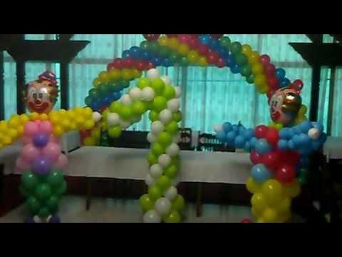 kako ukrasiti prostor za dječji rođendan Dekoracija dečiji rođendan   YouTube kako ukrasiti prostor za dječji rođendan