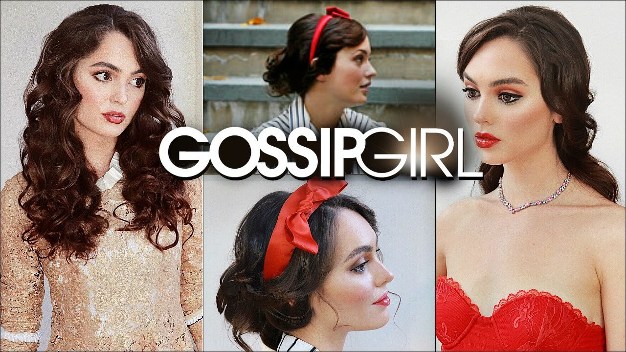 Blair Waldorf Gossip Girl Hairstyles For Fall Jackie Wyers