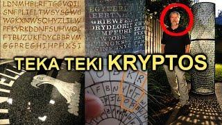 Episode 40 - Kryptos Teka-teki monumen CIA
