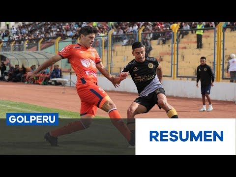 Resumen: Cusco FC vs. César Vallejo (2-1)