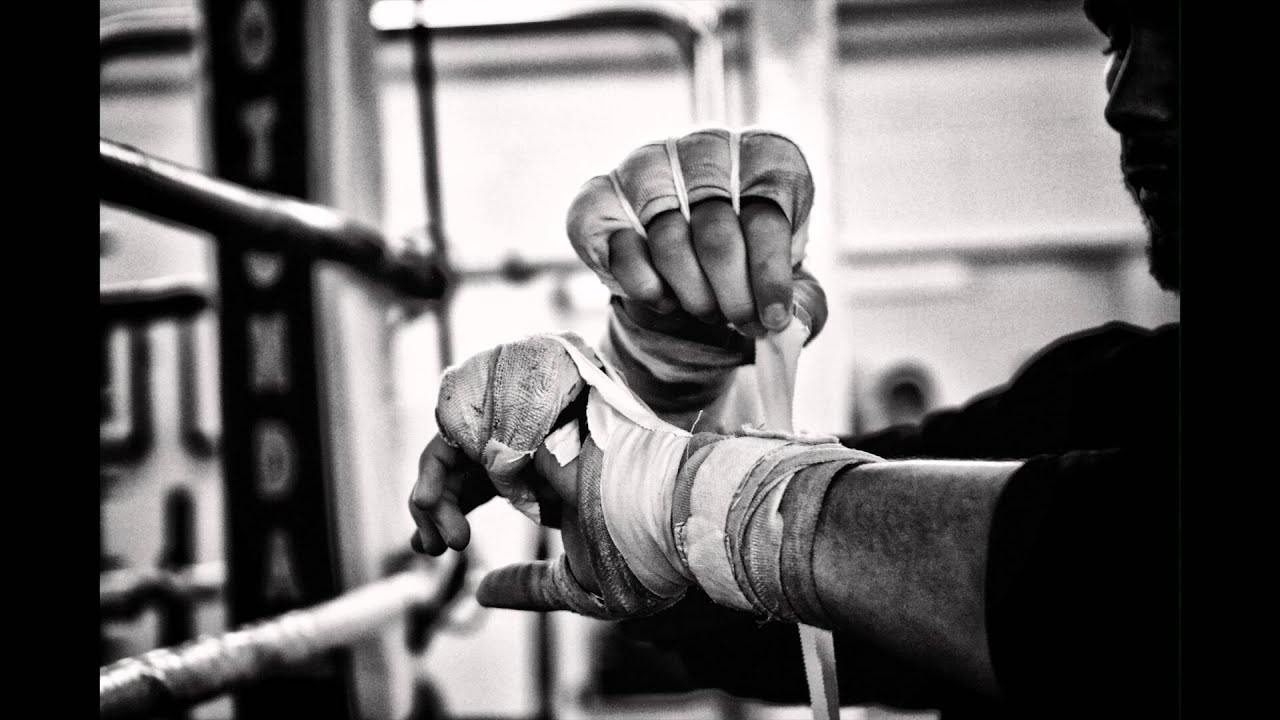 Blood Sweat Tears A behind the scenes look at British Boxing