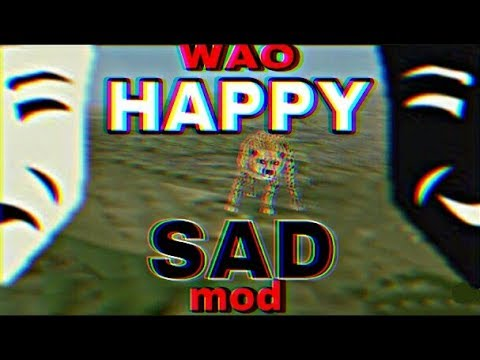 Wild Animals Online How to get Happy Sad mod - YouTube