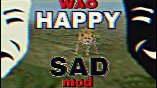 Wild Animals Online How to get Happy Sad mod
