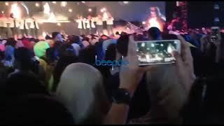 Intip Penampilan Betrand Peto di Ultah TransMedia Video