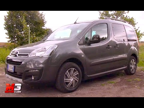 new citroen berlingo multispace xtr 2016 first test drive youtube. Black Bedroom Furniture Sets. Home Design Ideas