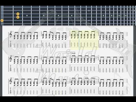 HIM   The Funeral Of Hearts GUITAR TAB