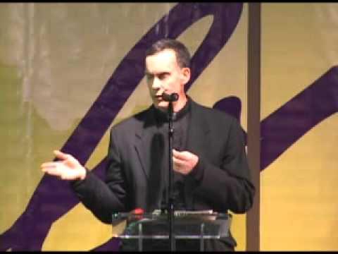 Rev. Fr. Don Haggerty at 2711 Rally