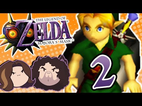 Zelda Majora's Mask: Happy Mask Shop - PART 2 - Game Grumps