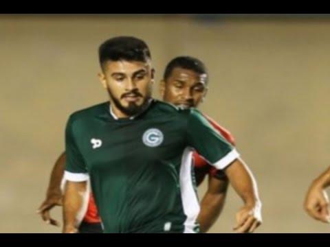 Gols, Goiás 1 x 1 Oeste - Brasileirão Série B 10/06/2016