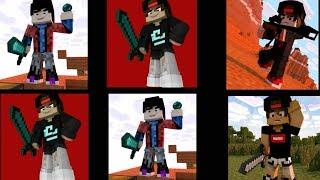 faço thumbs de minecraft gratis #9 +5 thumbs