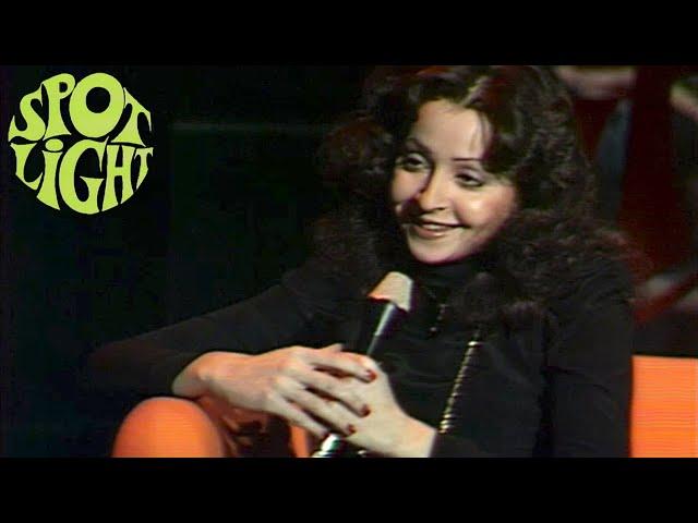 Vicky Leandros spricht über ihren berühmten Vater und singt