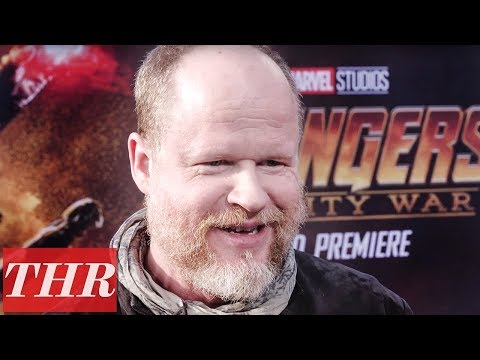 Joss Whedon on 'Avengers: Infinity War' Premiere Red Carpet | THR