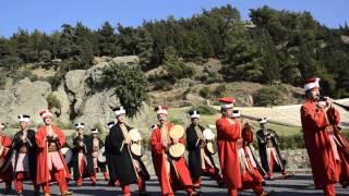 Manisa Şehzadeler Mehteri Alay Yürüyüşü